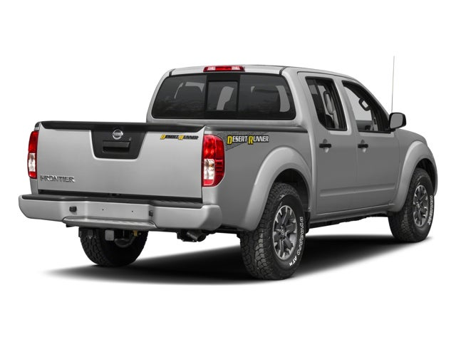 2017 frontier desert runner 4x2 crew cab ft box 125 9 in dealer in greer south carolina for 2017 nissan frontier crew cab interior