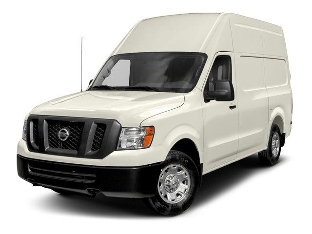 2018 Nissan NV Cargo NV2500 HD S V6 Rear Wheel Drive Cargo Van In Greer