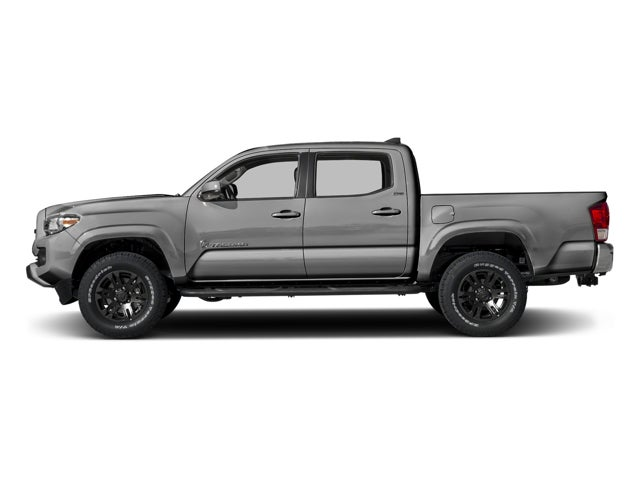 2017 Toyota Tacoma Sr5 V6 4x4 Double Cab 140 6 In Wb Dealer In