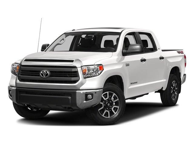 2016 Toyota Tundra SR5 5.7L V8 4x4 Crew Max 5.6 ft. box ...