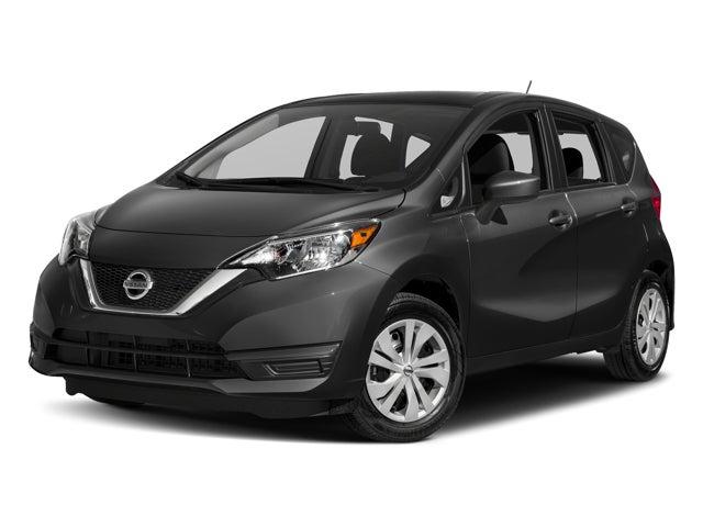 2017 Nissan Versa Note S Plus Hatchback - dealer in Greer South ...