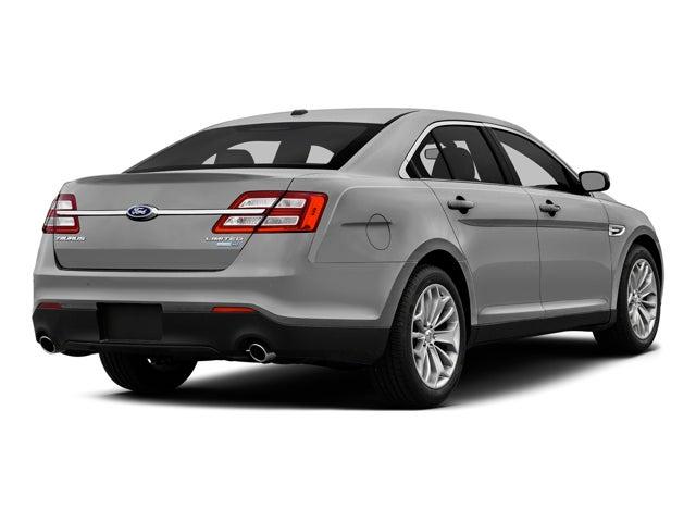 2015 Ford Taurus Limited Front Wheel Drive Sedan Dealer In Greer