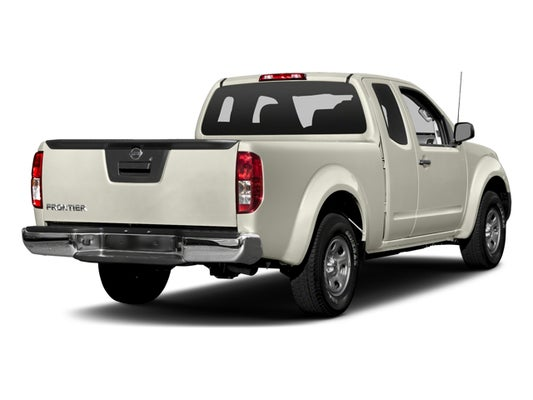 2018 Nissan Frontier S 4x2 King Cab 6 Ft Box 125 9 In Wb