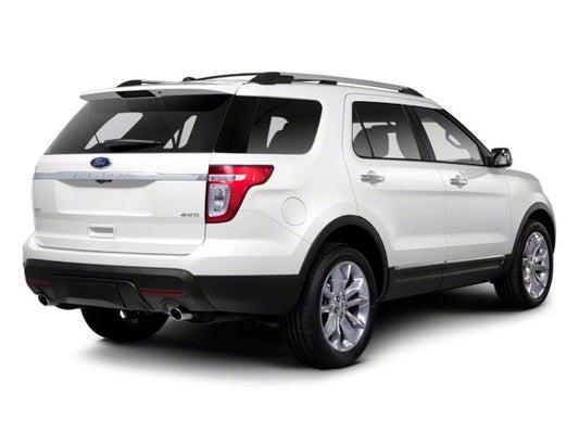 2013 Ford Explorer XLT Front-wheel Drive