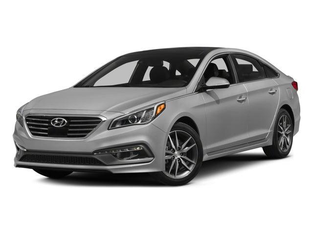 2015 Hyundai Sonata Dealer In Greer South Carolina New