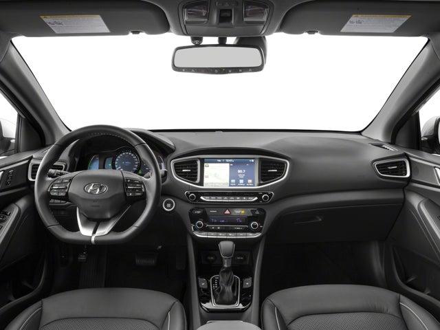 2017 Hyundai Ioniq Hybrid Blue In Greer Sc Nissan Of