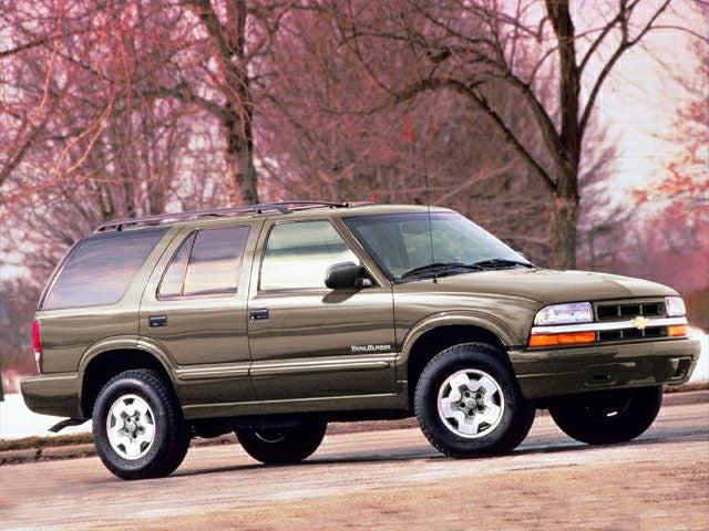 2000 Chevrolet Blazer Dealer In Greer South Carolina New And