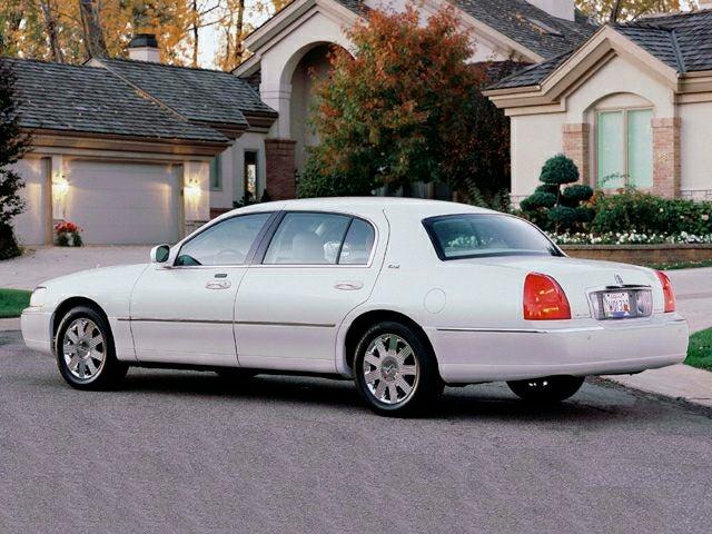 2003 Lincoln Town Car Signature Dealer In Greer South Carolina