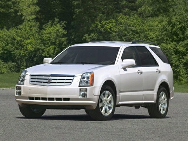 2008 Cadillac Srx Base In Greer Sc Nissan Of