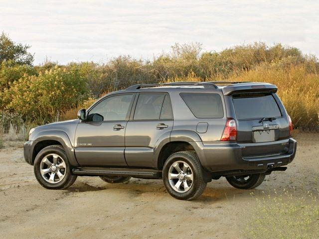 2008 Toyota 4runner Limited V8 4x4 Dealer In Greer South Carolina