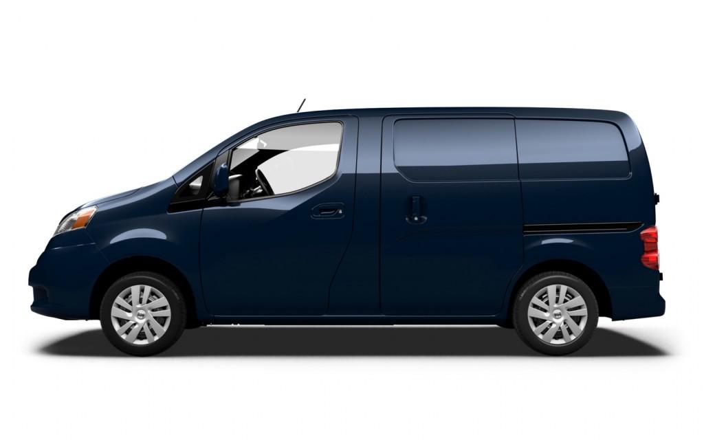 2013 Nissan Nv Greer Offered At Our Nissan Dealership