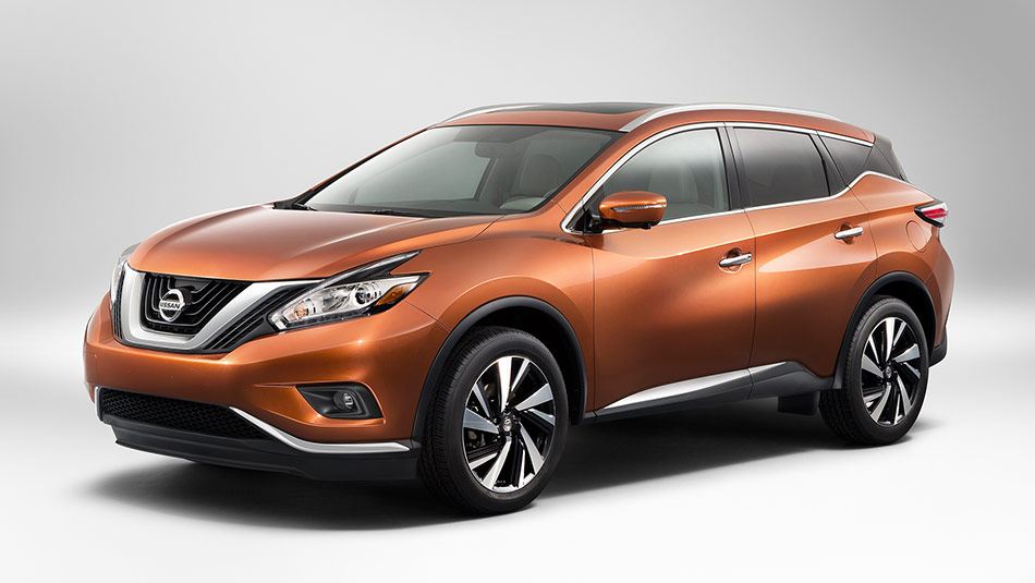 Nissan Murano In SC Will Set Trends With Futuristic Look - Motor trend car show greenville sc