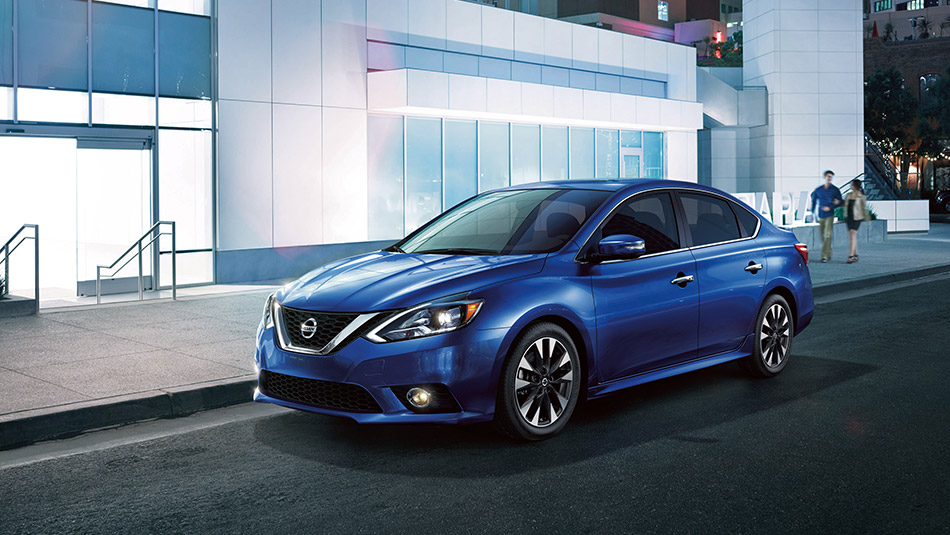 No gears? No worries! New Nissan Sentra is smooth & sweet ride