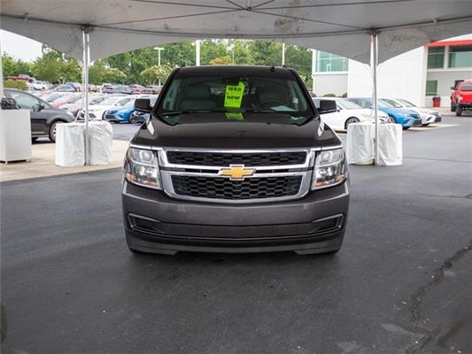 2017 Chevrolet Tahoe Lt 4x2 Dealer In Greer South Carolina New