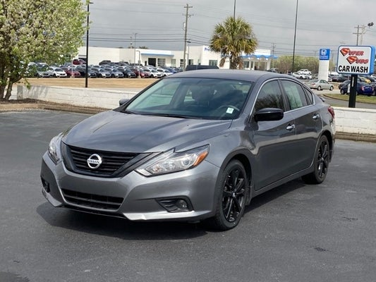 2018 Nissan Altima 2 5 SR